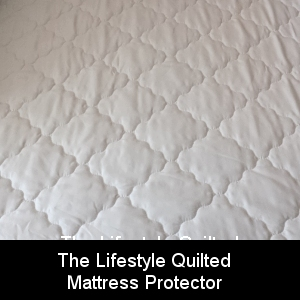 Lifestyle Quilted Mattress Protector